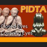 PIDTA closed & Covering Eyes++
